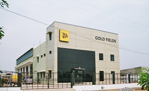Gold Fields JCB Nellore